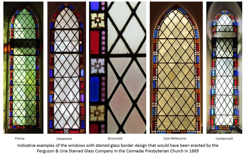1869: Presbyterian Church, Coimadai, Victoria.